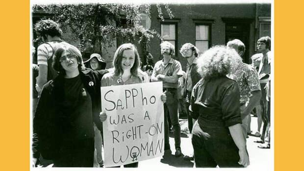 Первый гей-парад в Нью-Йорке, 1970