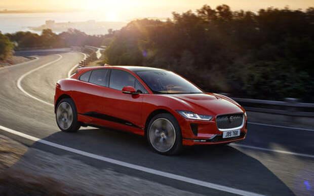 Jaguar I-Pace: первая электрическая «кошка». Ждем в России!