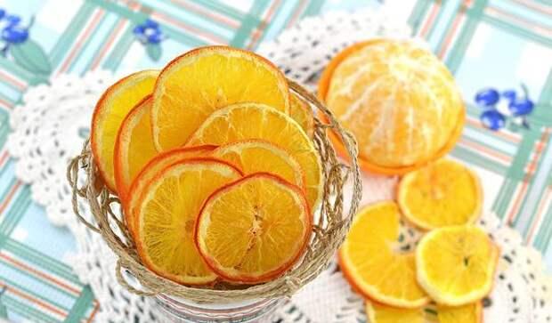 апельсиновый десерт фото