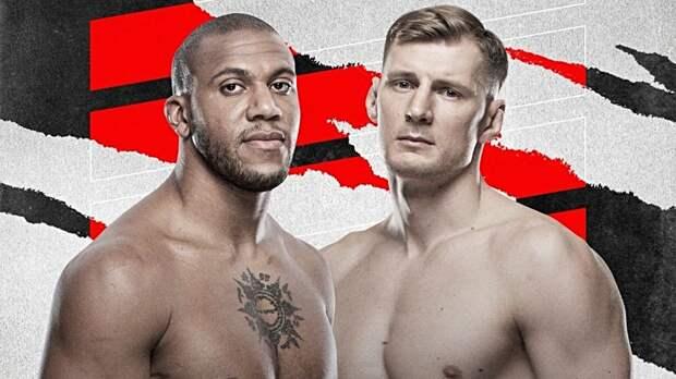 UFC официально подтвердил бой Волкова и Гейна