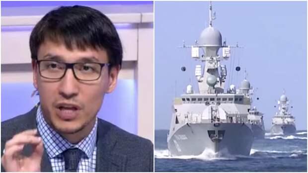 Абзалов объяснил сигнал РФ Турции и Азербайджану учениями ВМФ на Каспии