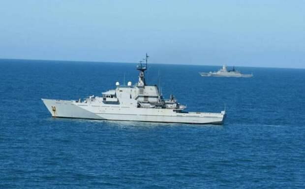 Британо-французский спор за остров в Ла-Манше: Лондон направляет боевой флот