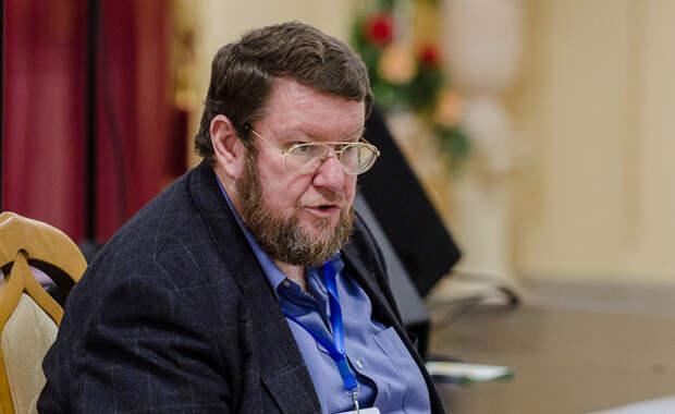 Об исторической вине России за существование и оппозиции - стареющей и злой. Евгений Сатановский