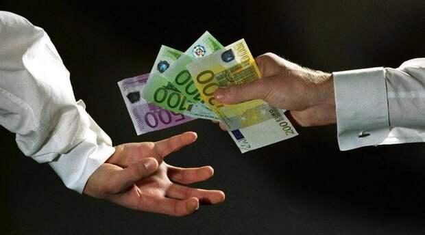 Про коррупцию в Германии