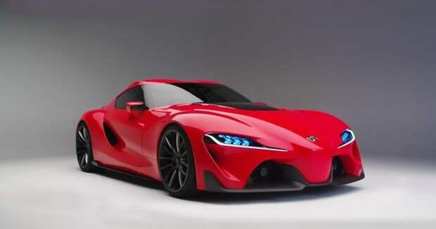 Lexus велел делиться: новая Toyota Supra получит мотор от премиум-дивизиона