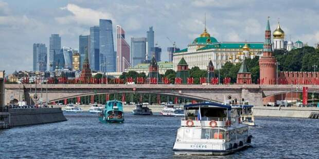 Сергунина: Заработала интерактивная туристическая карта округов Москвы. Фото: mos.ru