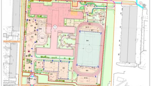 Проект пристройки к школе №13 в Подольске отправили в Мособлэкспертизу