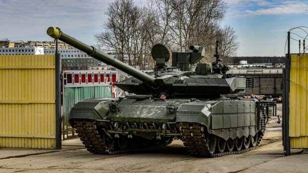 Сухопутные войска ВС РФ получат 170 современных танков к концу 2021 года