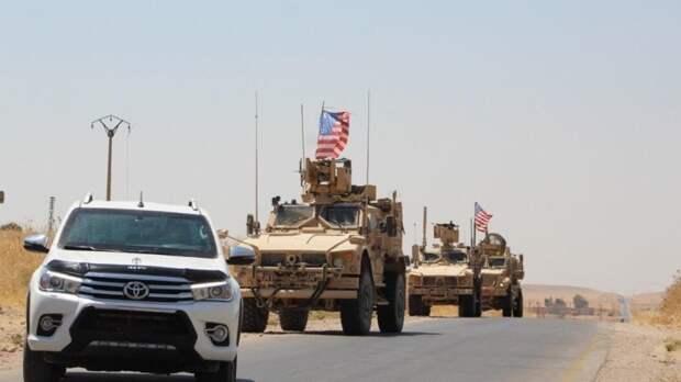 США стягиваю военную технику на восток Сирии — ЦПВС