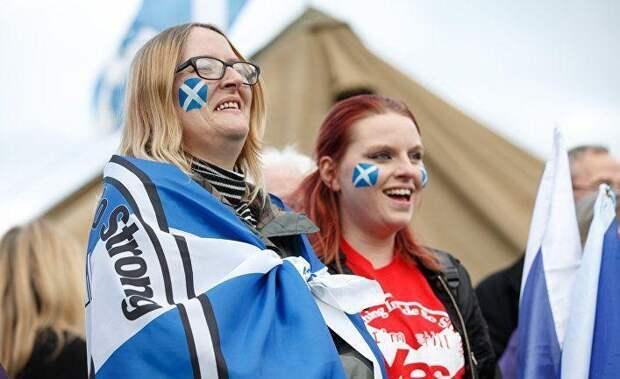 После выборов в Шотландии будущее единой Великобритании тонет в тумане