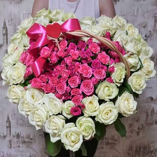 Как заказать достойный букет цветов для доставки