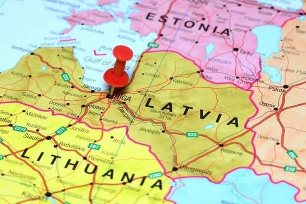 Эксперт: схватка России и США произойдет не на Украине – в Прибалтике
