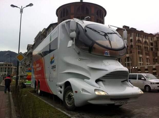 Сочинский автобус (трафик)
