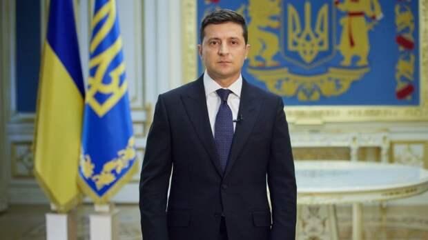 Зеленский обратился к Путину на русском языке