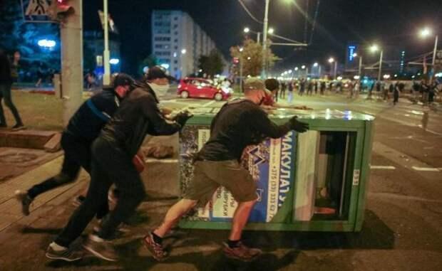 Судьбоносные выходные для Белоруссии