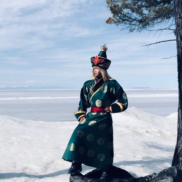 Сергей Зверев снимет клип на Байкале на гимн Бурятии
