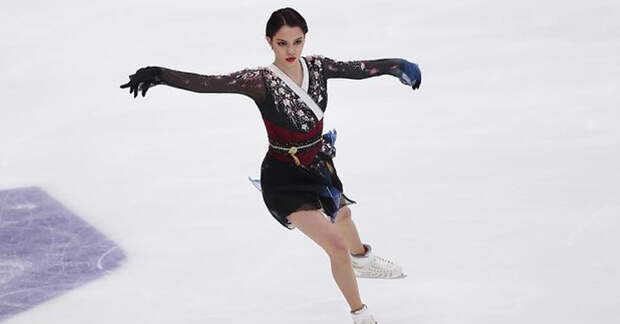 Евгения Медведева высказалась о своём отсутствии в составе сборной