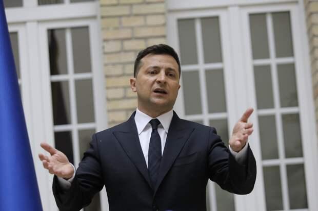 Зеленский рассказал про вездесущих русских на пресс-конференции с Блинкеном
