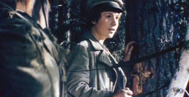 Кадр из фильма «Пропавшая экспедиция»