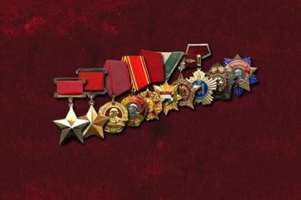 Рекорд СССР: кто получил 10 наград за один день?