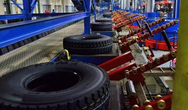 «Татнефть» получает льготный кредит настроительство шинного завода вКазахстане