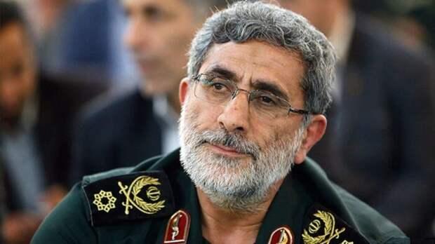 Иранские командующие послали Израиль наАляску