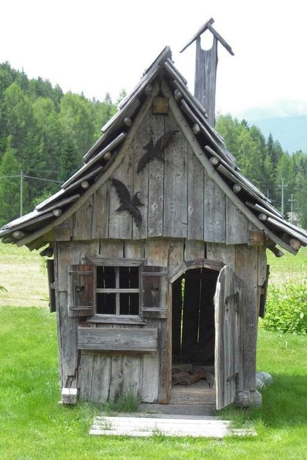 Кривенько но уютненько Дом, Уют, Вкривь и вкось, Длиннопост