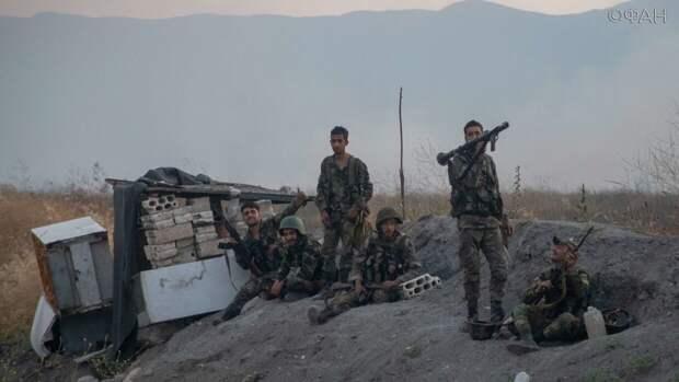 حصاد أخبار سوريا في 2 أغسطس/آب: الجيش السوري يرسل تعزيزات إلى إدلب وروسيا تقدم مساعدات إنسانية لسكان السويداء