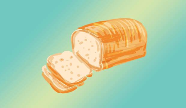 Гликемический индекс хлеба —белого, цельнозернового и после заморозки