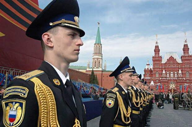 Поздравления в стихах на День президентского полка 7 мая для самых лучших