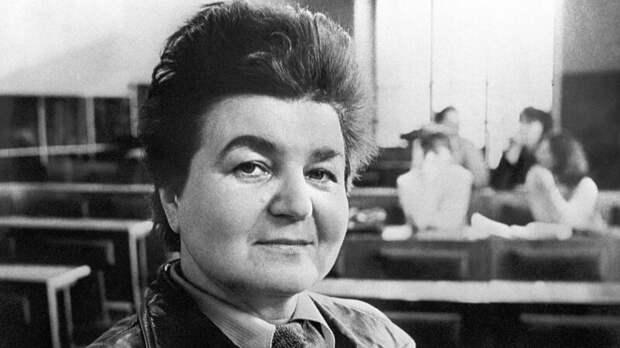 Скончалась автор знаменитого антиперестроечного письма Нина Андреева