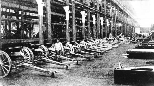 Военно-финансовый креатив во время Первой мировой