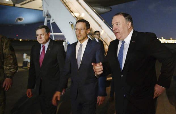 Дипломатия на грани провокации: как Помпео «возвращает крутизну» Госдепартаменту