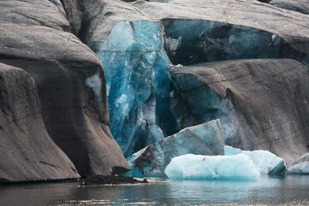 Ледник Голубой. Фото: Владимир Онопко