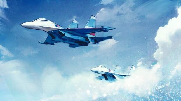 """В США раскрыли секрет превосходства российского """"убийцы"""" американских F-15"""