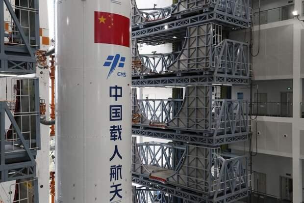 Оценена возможность падения неконтролируемой китайской ракеты на РФ