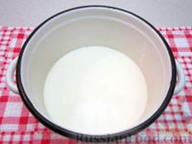 Фото приготовления рецепта: Шоколадная рисовая каша на молоке - шаг №2