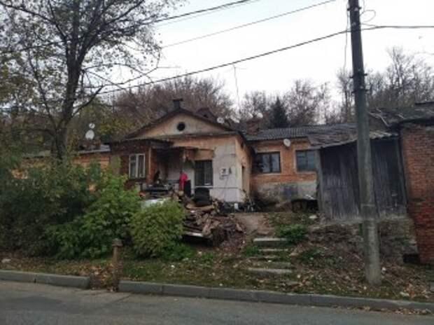 На Набережной в Калуге снесут два дома