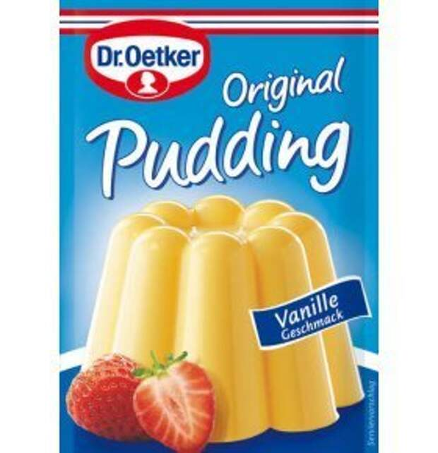 Пудинг ванильный Dr.Oetker 35 гр