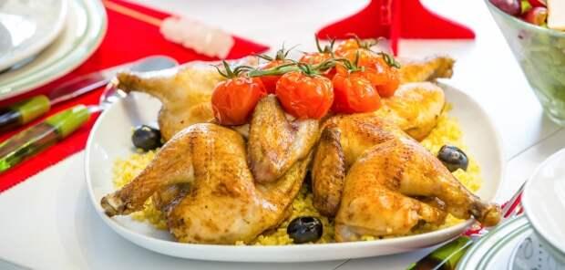 приготовление цыпленка-корнишона