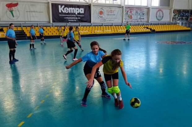 В Гомеле и Новополоцке проходит второй тур ´Ваверка-Кап´ среди девушек 2008/2009 года рождения.