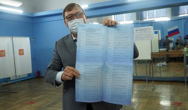 В«Единой России» началось обновление врядах партии
