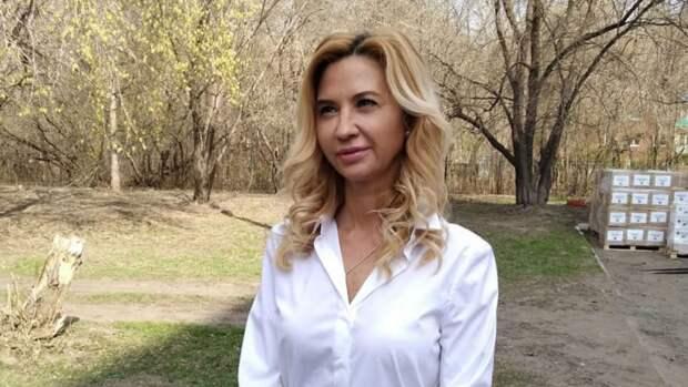Генпрокурор попросил Интерпол разыскать в ОАЭ экс-министра Солдатову