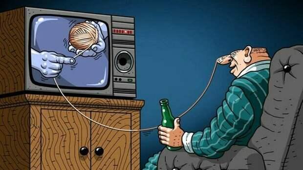 Что творится на нашем ТВ?