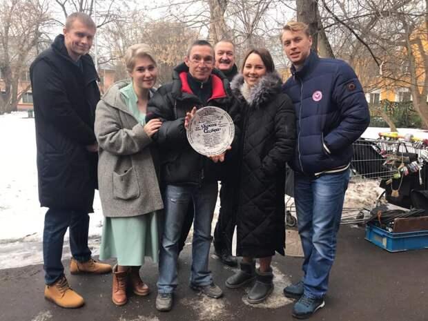 Яна Гурьянова и Евгений Сидихин снимаются в «Чужой сестре»