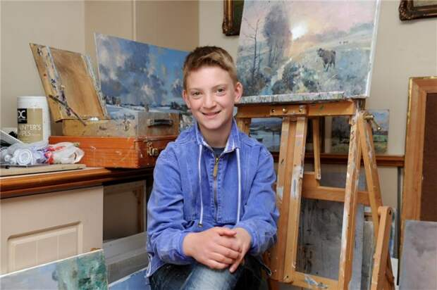 Мальчик к своим 14 годам заработал 2,2 миллиона долларов и обеспечил себя и своих родителей на всю жизнь