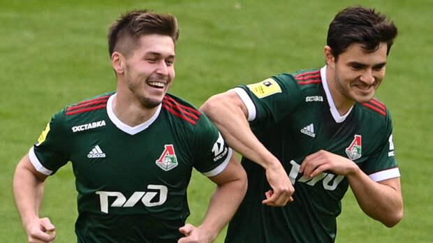 Два гола в дебюте, удаление и спорный пенальти: как «Локомотив» разгромил «Ростов» в РПЛ