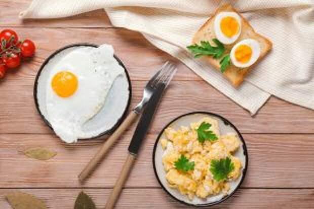 Яйца по-потемкински и бенедикт. Сытный завтрак для холодного утра