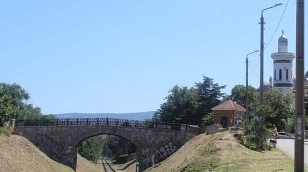 Мост у Дачи Стамболи под Феодосией стал объектом культурного наследия