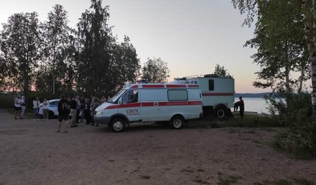 Сотрудники СКрассказали, как наозере вПетрозаводске погибли подростки